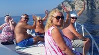 Private Boat Tour from Sorrento: Capri and Baia di Ieranto in Marine Protec