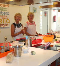 4-hour Spanish Cooking Class in Madrid