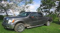 Airport Shuttle to San Ignacio and Cave Tubing from Belize City Private Car Transfers