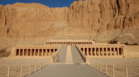 Private Layover Tour From Luxor Airport to Luxor East and West Banks With Lunch Private Car Transfers