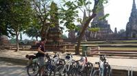 Exploring Historic Ayutthaya by Bike