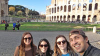 Fulll-day tour of Vatican Colosseum & Best of Rome by Tommaso with Hote