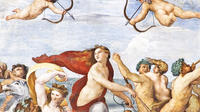 Skip-the-line Villa Farnesina Raphael Paintings & Trastevere Guided Tou