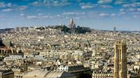 Montmartre and Moulin Rouge and Sacr Coeur Walking Tour