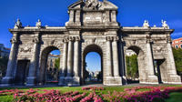 Literary Quarter, Monumental Madrid & Retiro Park Walking Tour