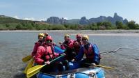 Rafting in Meteora