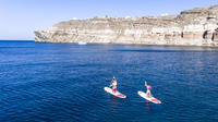Stand Up Paddle in Santorini