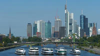 Frankfurt Main River Sightseeing Cruise: Upstream or Downstream *