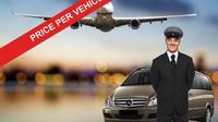 Private Departure Transfer: Hotel to Rome Fiumicino Airport (Price per Vehicle) Private Car Transfers