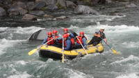 White Water Rafting Tour with Optional Adventure Packages