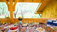 Brunch in the romantic villages of Transylvania