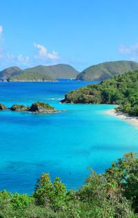 Half-Day Tour to Trunk Bay Beach from St. Thomas