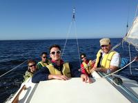 Monterey Bay Sailing Cruise With Wine