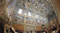 Skip the Line Vatican: Day Time Tour including Vatican Museums and Sistine