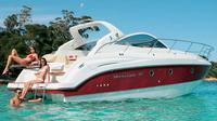 Barcelona Skyline: Yacht Tour with Professional Skipper