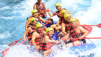 Canyoning and Rafting Tours from Kemer