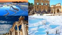 Ephesus and Pamukkale 2-Day tour from Bodrum
