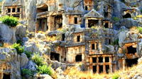 Sunken City Kekova Demre and Myra Day Tour from Alanya