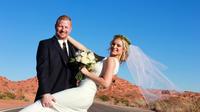 Destination Wedding: Valley of Fire Ceremony