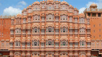 Private Full-Day Tour of Pink City Jaipur