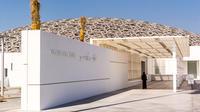 Abu Dhabi Tour: Sheik Zayed Mosque, Emirates Palace With Louvre Musuem