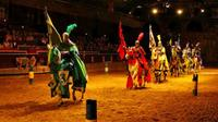 Medieval Banquet and Tournament with return transport