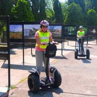 Mexico City Segway Tour: Chapultepec Park