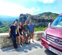 Athens Meteora Monasteries