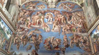 Skip the Line: Vatican Tour including the Sisitine Chapel and St Peter's Basilica