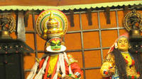 2-Day Private Tour: Kochi City Tour including Kathakali Dance Show and Chinese Fishing Net