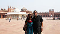3-Day Private Taj Mahal, Agra and Jaipur Tour with Fatehpur Sikri and Elephant Ride from Delhi