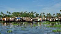 Aleppey Houseboat Cruise and Sightseeing Private Tour with Lunch and Transfers