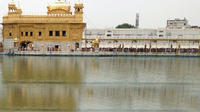 Amritsar Golden Temple, Jallianwala Bagh, and Wagah Border Ceremony Private Tour