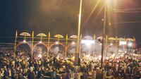 Evening Excursion: Magnificent Ganga Aarti with Dinner
