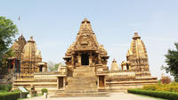 Evening Excursion: Western Group of Temples including Light and Sound Show and Dinner from Khajuraho