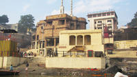 Ganga Ghat and Morning Rituals Guided Boat Tour in Varanasi