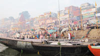 Private 6-Day Golden Triangle  Agra Jaipur with Spiritual Varanasi from New Delhi
