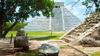 Private 2 Day Yucatan Peninsula Highlights Tour Chichen Itza Ik-kil Merida and Uxmal