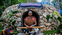 Private or Shared Temazcal Unique Mayan Ritual from Cancun