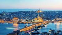 Bosphorus Night Cruise with Dinner Included From Istanbul