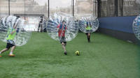 Bubble Soccer with Private Transfer