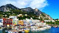 Capri Island Tour, Villa San Michele and Anacapri with Lunch