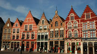 Guided Bruges Day Tour from Paris by Minibus