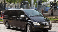 Departure Private Transfer Berlin City to Berlin Tegel Airport by Luxury Van Private Car Transfers