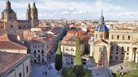 Luxury Van transfer Salamanca City Centre to Madrid Adolfo Suarez Airport MAD