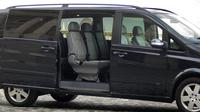 Moscow SVO Airport Luxury Van Private Departure Transfer