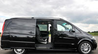 Private Arrival Transfer: Heathrow Airport to Central London in a Luxury Van  Private Car Transfers