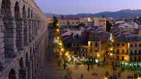 Segovia City Center To Madrid Airport Private Transfer