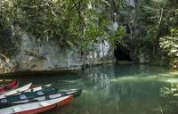 Full-Day Barton Creek Cave with Optional Zipline, Butterfly Farm Or Big Rock Falls