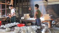 Mandalay Tea Shop Foodies Tour